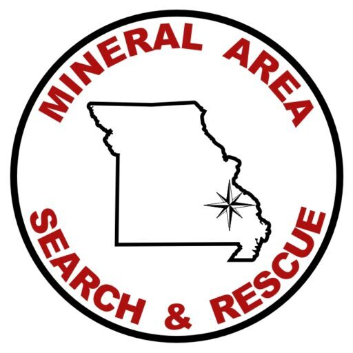 MINERAL AREA SEARCH AND RESCUE Logo