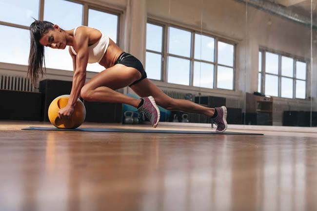 tudies show that short, intense, bursts of exercise can be more effective for fat loss than traditional steady state cardio and strength training.
