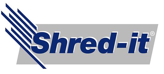Shred-It shredding and recycling program