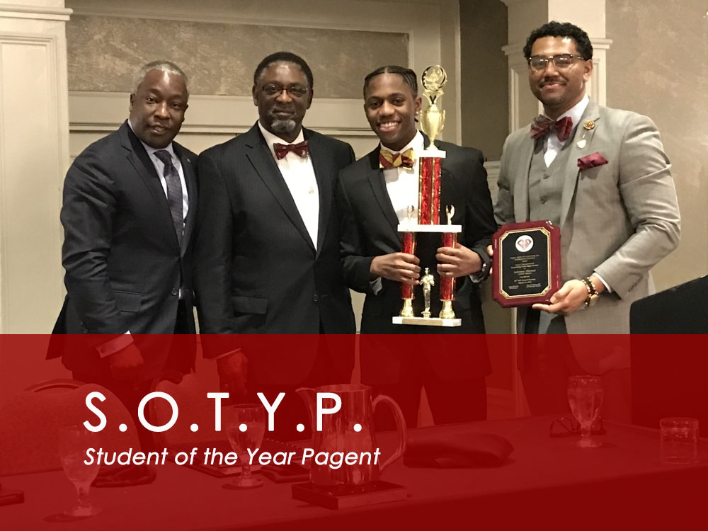 Student of the Year Pagent