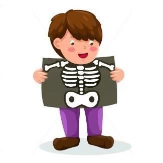 Bone scan pic photshop