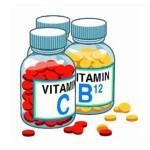 Vitamin Bottles 3