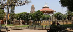 Plaza de Armas Sayula