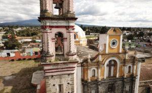 parroquia de Santa Cruz Tlaxcala