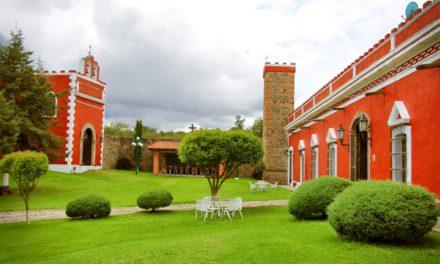 Hacienda Tepeyahualco