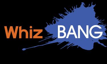 Whiz Bang Logo