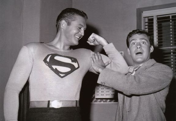 RIP Jack Larson: Jimmy Olsen From The Adventures of Superman