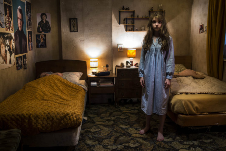 The Enfield Haunting coming to A&E this October
