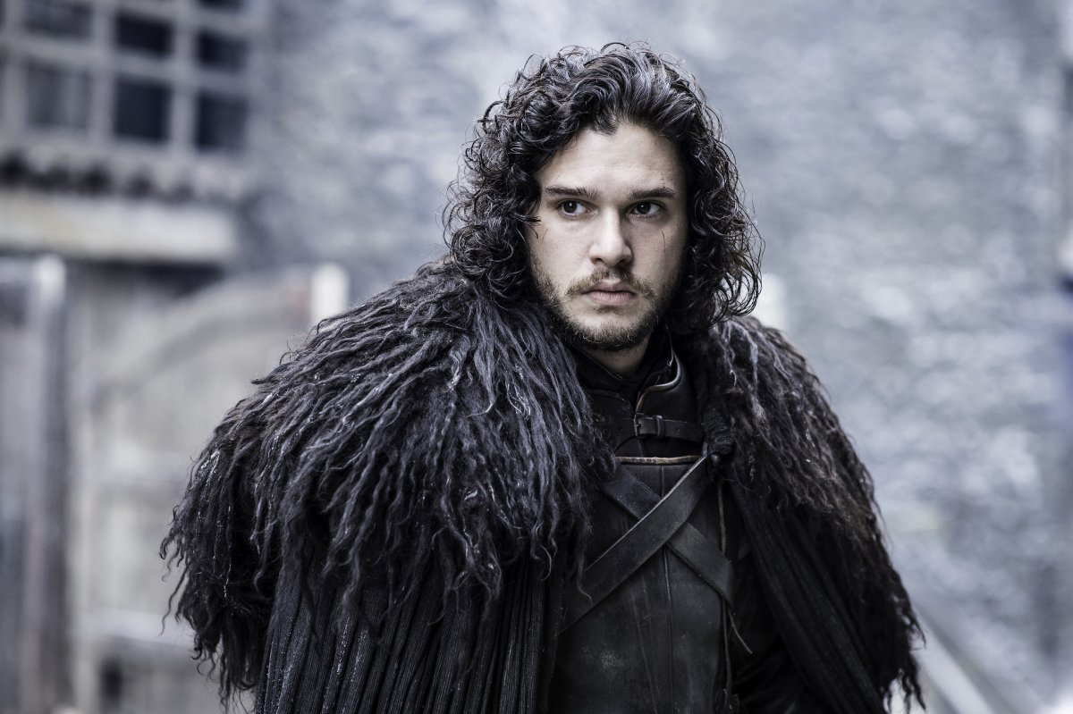 Jon Snow Isn't As Dead As We Thought : GOT – New pic's from set