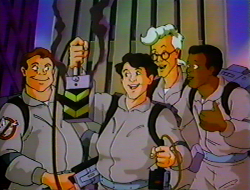 New Ghostbusters Animated Series on it's way!