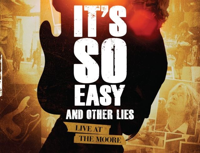Talking 'It's So Easy and Other Lies' with director Chris Duddy