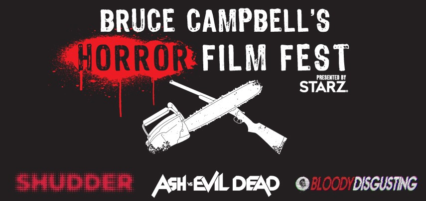 Bruce Campbell Horror Film Festival Announces Line up