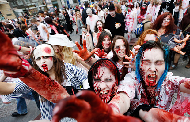 Zombie Walk Returns To San Diego Comic-Con