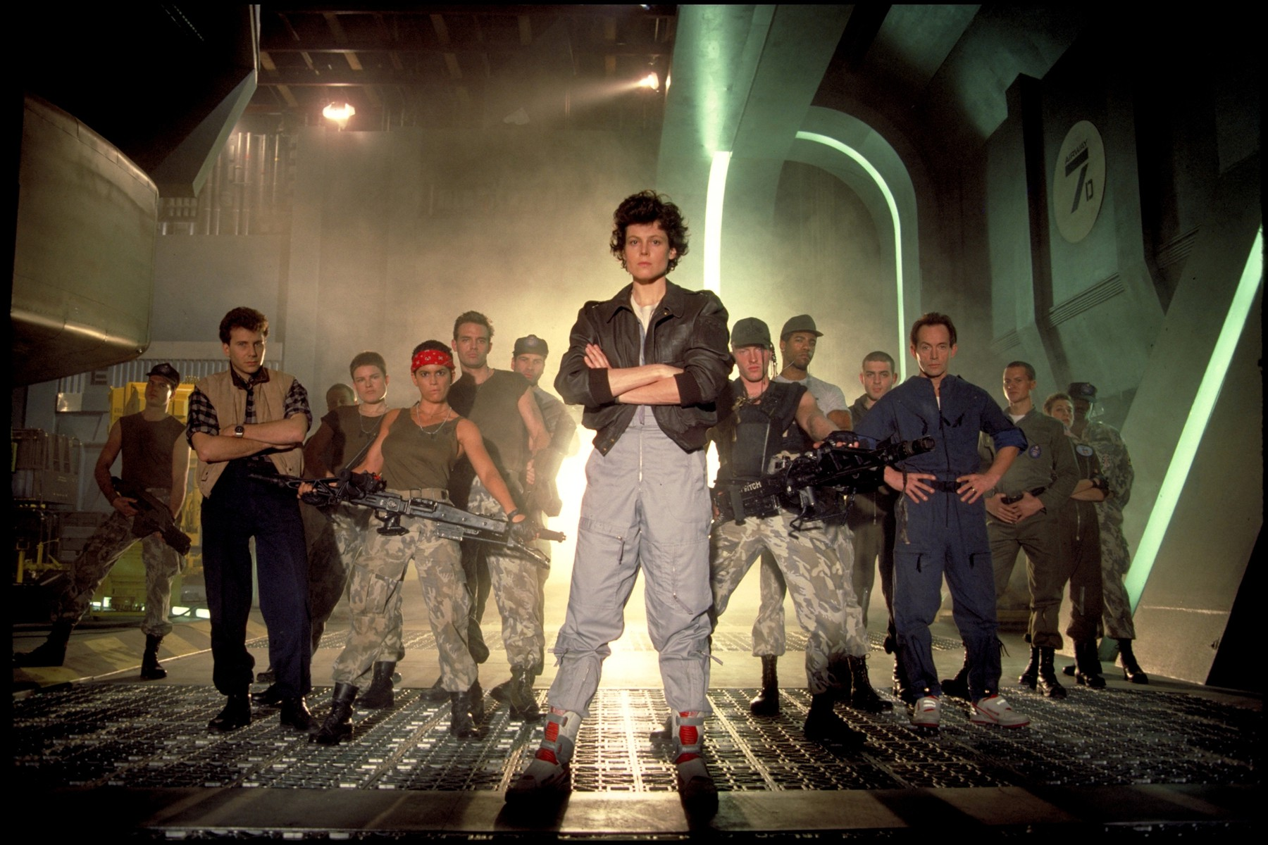 SDCC To HOST A 30TH ANNIVERSARY ALIENS PANEL WITH SIGOURNEY WEAVER, JAMES CAMERON AND MORE!!!