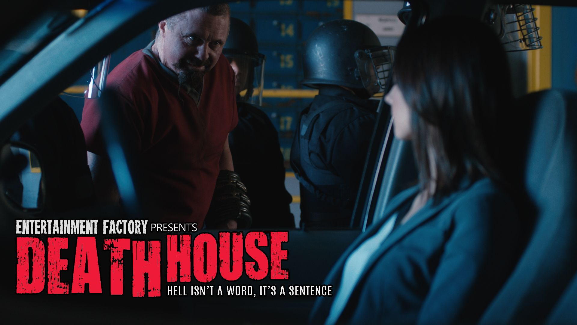 'DEATH HOUSE' Trailer Debuts at Days of the Dead
