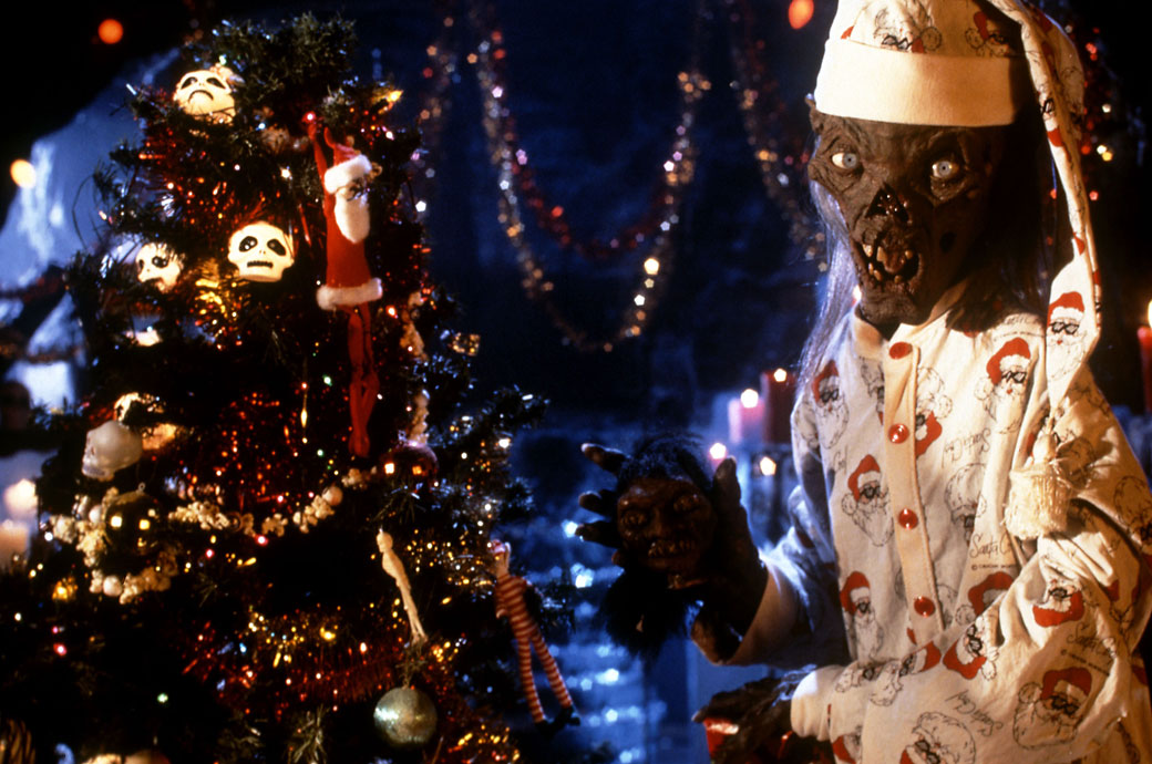 Horror Christmas Ornaments.Deviant Decor Hang A Little Horror On Your Tree This Year