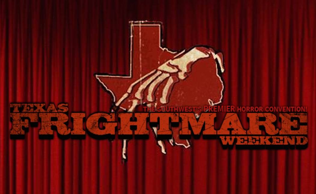 Texas Frightmare Weekend Reveal Their Poster, Pint Glass and T-Shirt Art