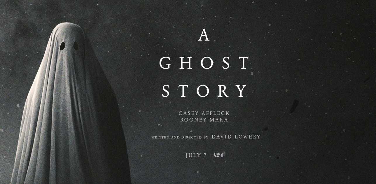 A 24's 'A Ghost Story' Trailer starring Casey Affleck and Rooney Mara Is Here