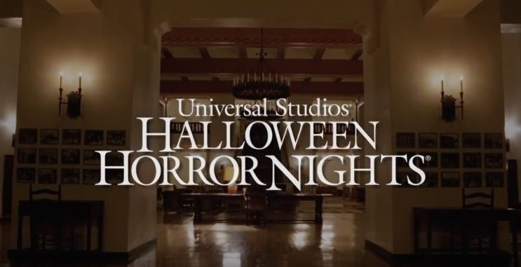 'The Shining' Is It For Universal's 'Halloween Horror Nights' 2017
