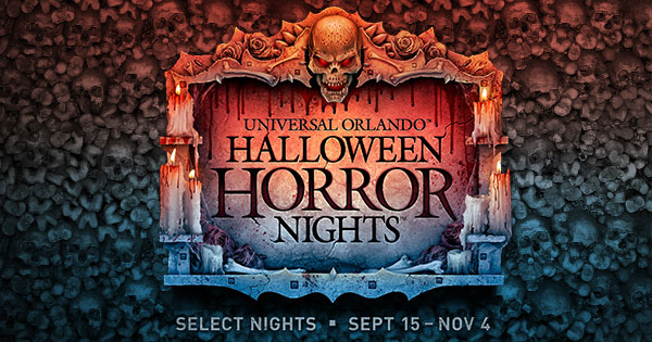 Halloween Horror Nights Orlando 2017