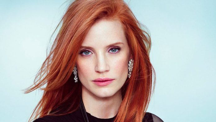 Jessica Chastain IT