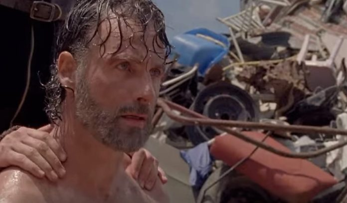 Rick The Walking Dead Season 8