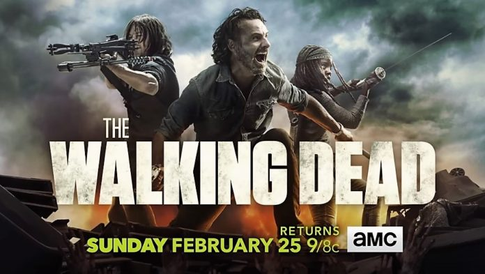 The Walking Dead Season 8 mid-season premier