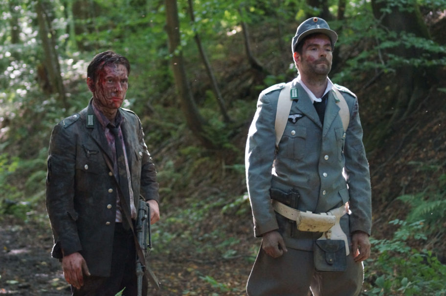 NAZIS, MONSTERS AND GORE IN NEW BRITISH SERIES – 'Devil's Gold'