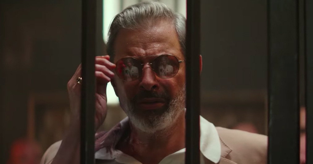Check Into Hotel Artemis With First Clip Starring Dave Bautista and Jeff Goldblum
