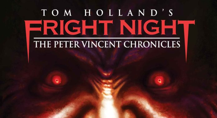Original FRIGHT NIGHT COMIC BOOK Coming Next Week From TOM