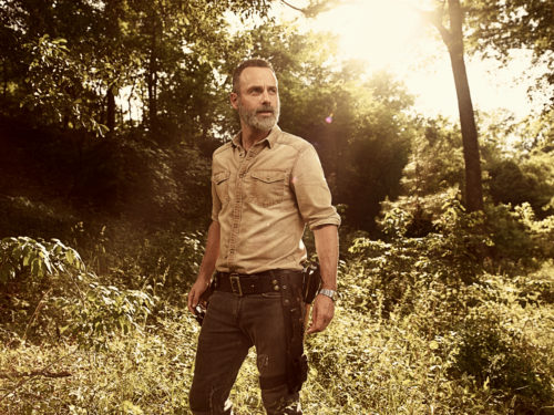 AMC Drops Rick Grimes Final Episodes Season 9 Trailer - The Walking Dead