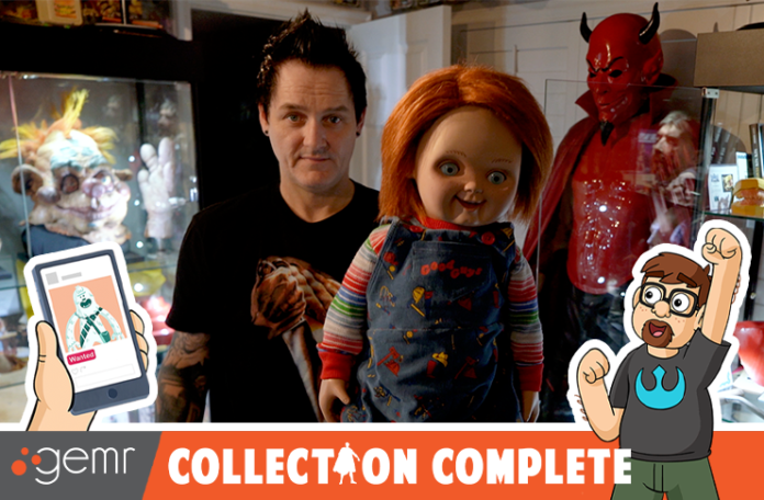 Collection Complete - Chucky