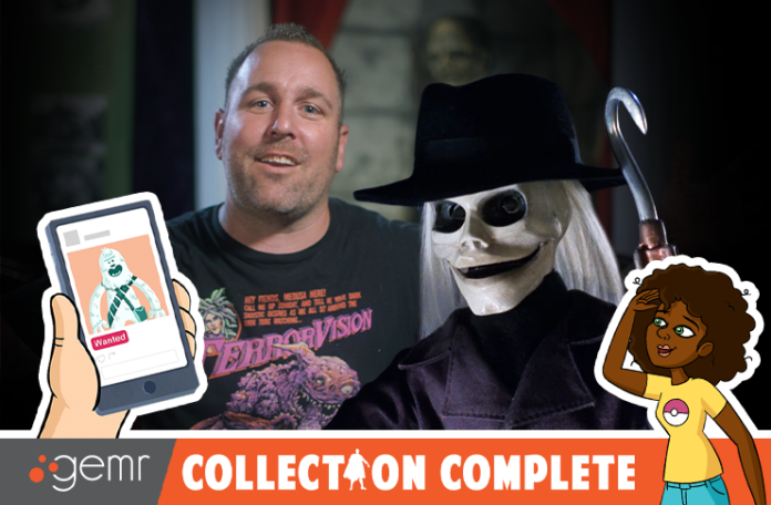 Collection Complete Puppet Master
