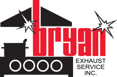 Bryan Exhaust Cleaning Logo