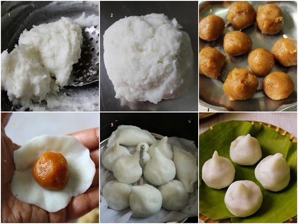 how to make modak