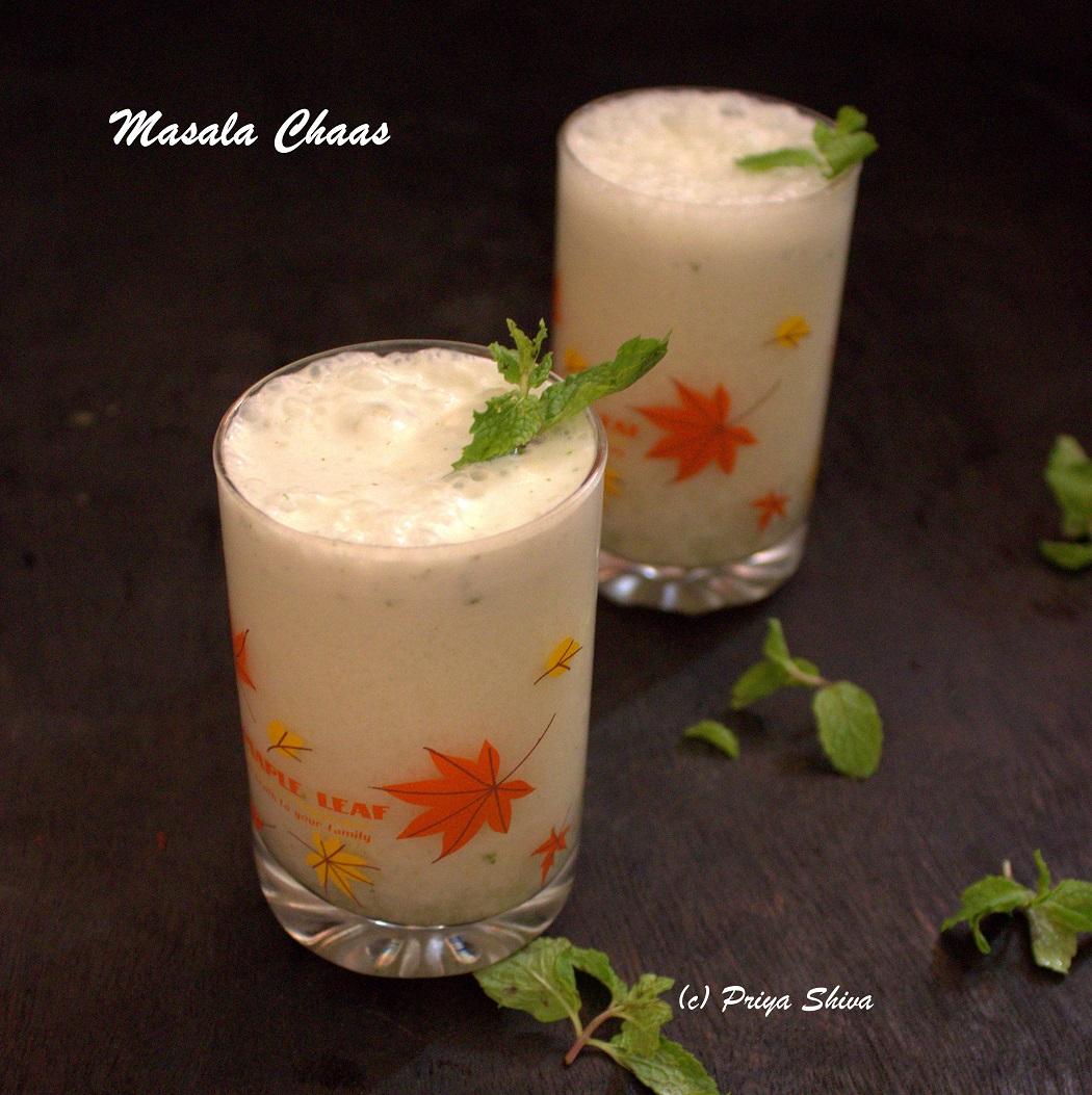 masala chaas