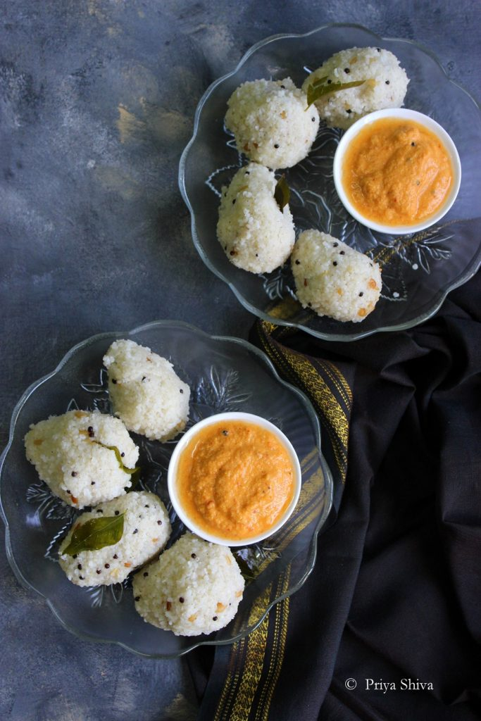 Varagu Arisi Upma Kozhukattai recipe