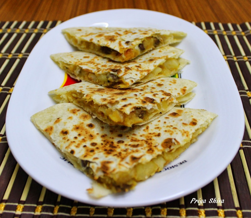 Quesadilla Recipe