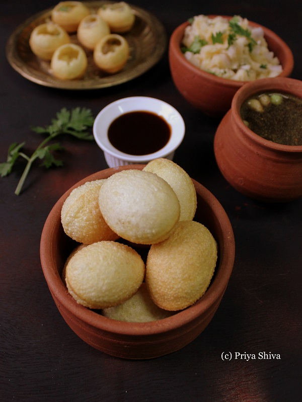 how to make gol gappa
