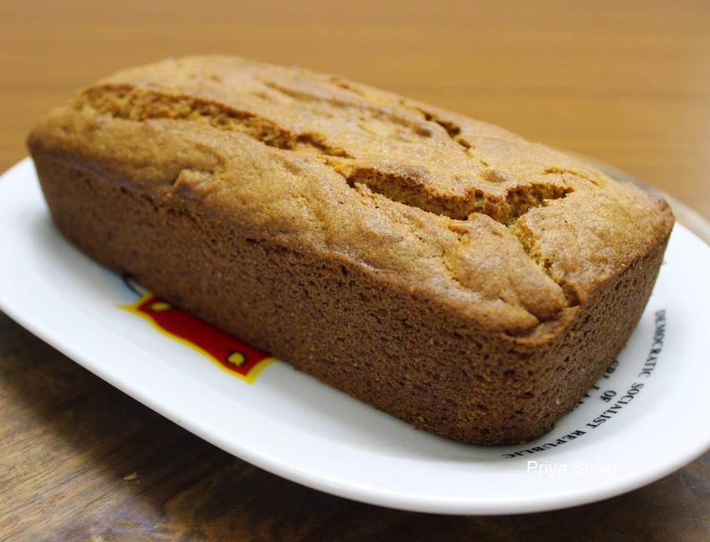 Bread, baking, eggless, breakfast, recipe