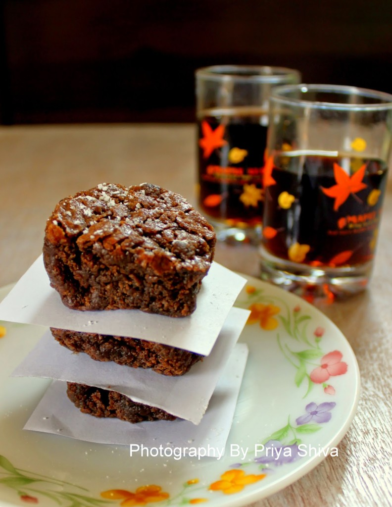 Chocolate Brownies, Brownies, Eggless double Chocolate Brownies, Dark Chocolate Brownies