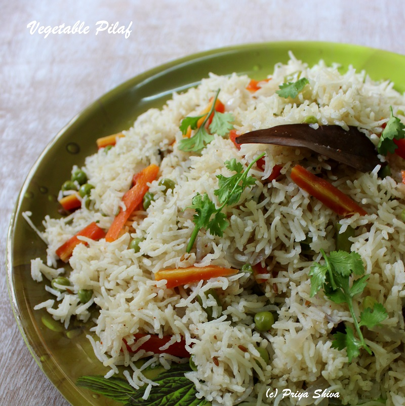 Vegetable Pulav