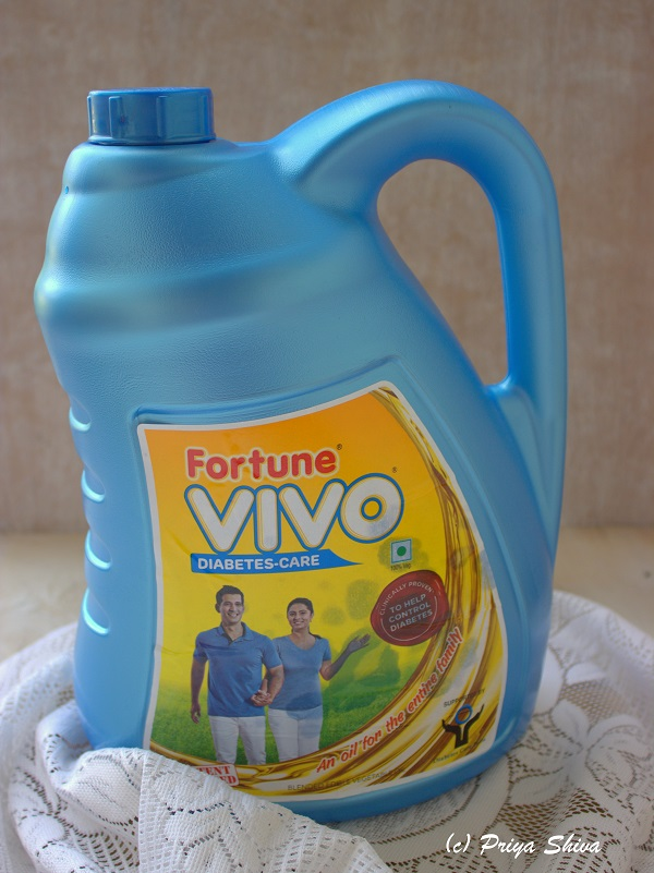 Fortune ViVo Oil