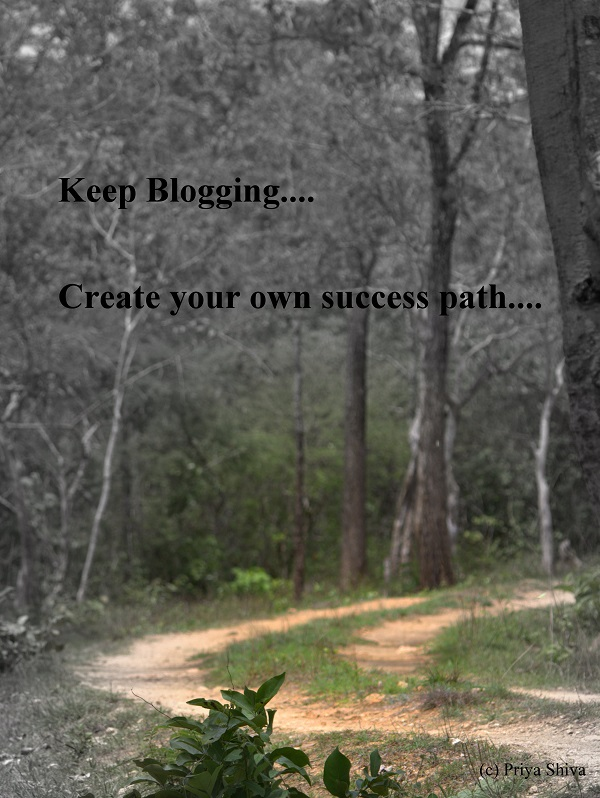 create your own success path