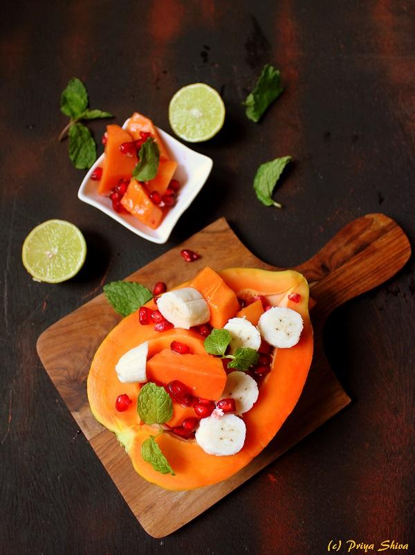 papaya-fruit-salad