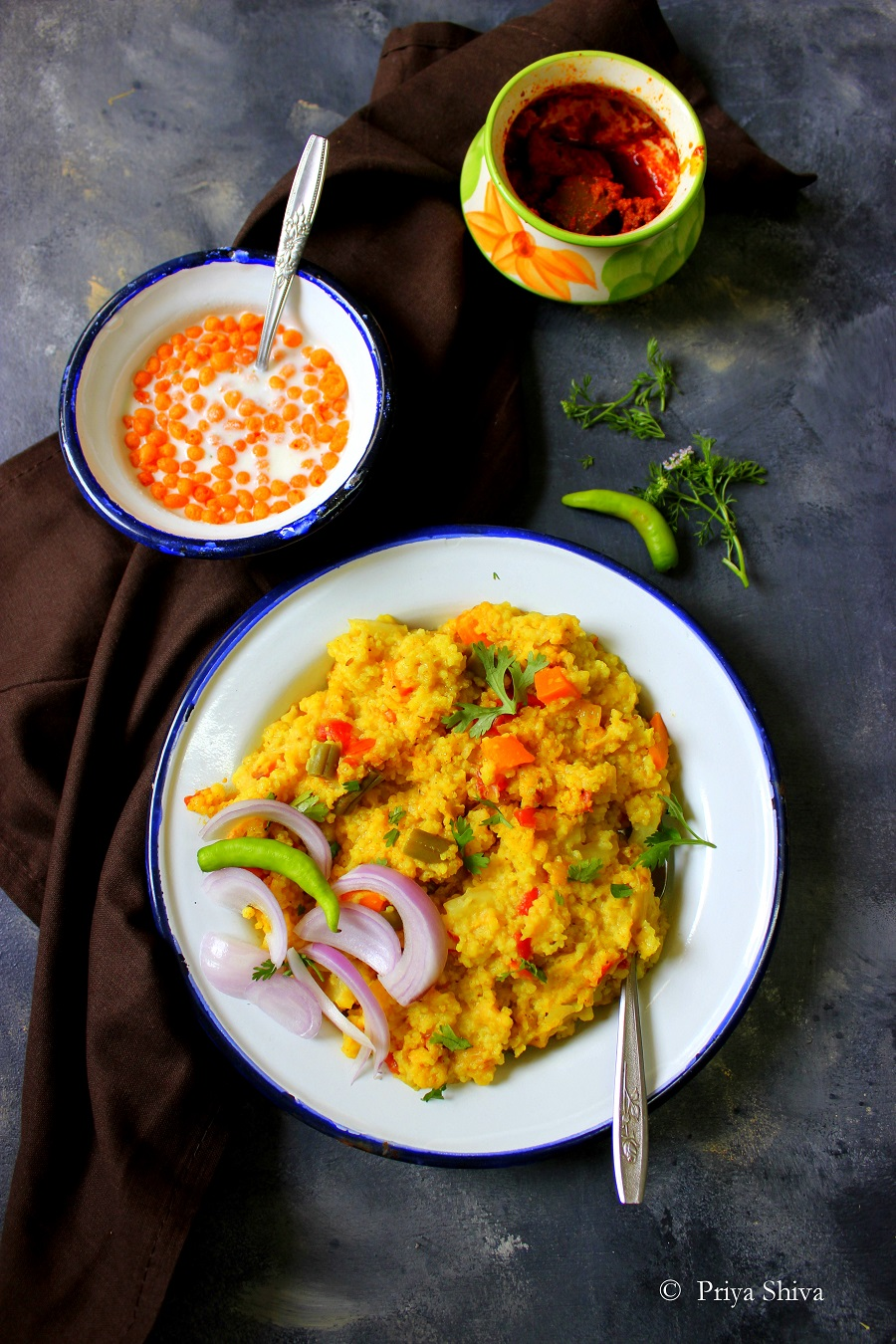 Millet Khichdi - Preethi Electric Pressure Cooker Review