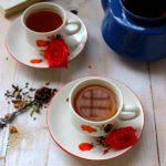 kahwah green tea recipe