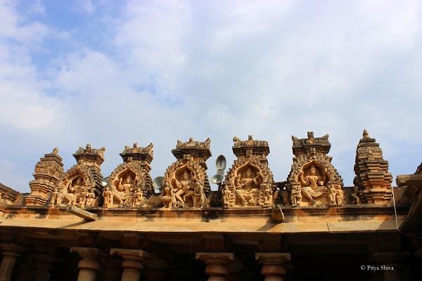 Gommateshwara temple