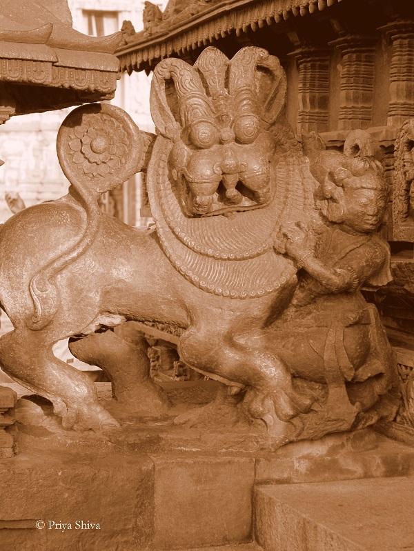 Hoysala dynasty emblem