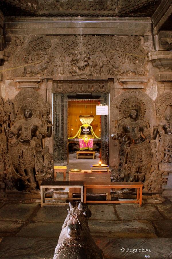 Hoysaleshwara deity